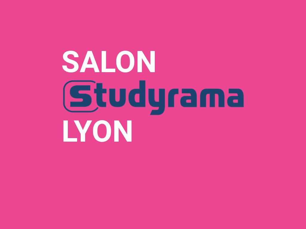Salon Studyrama Lyon