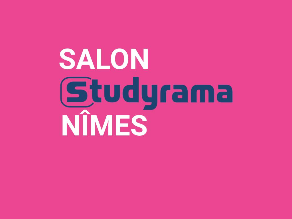 Salon Studyrama de Nîmes