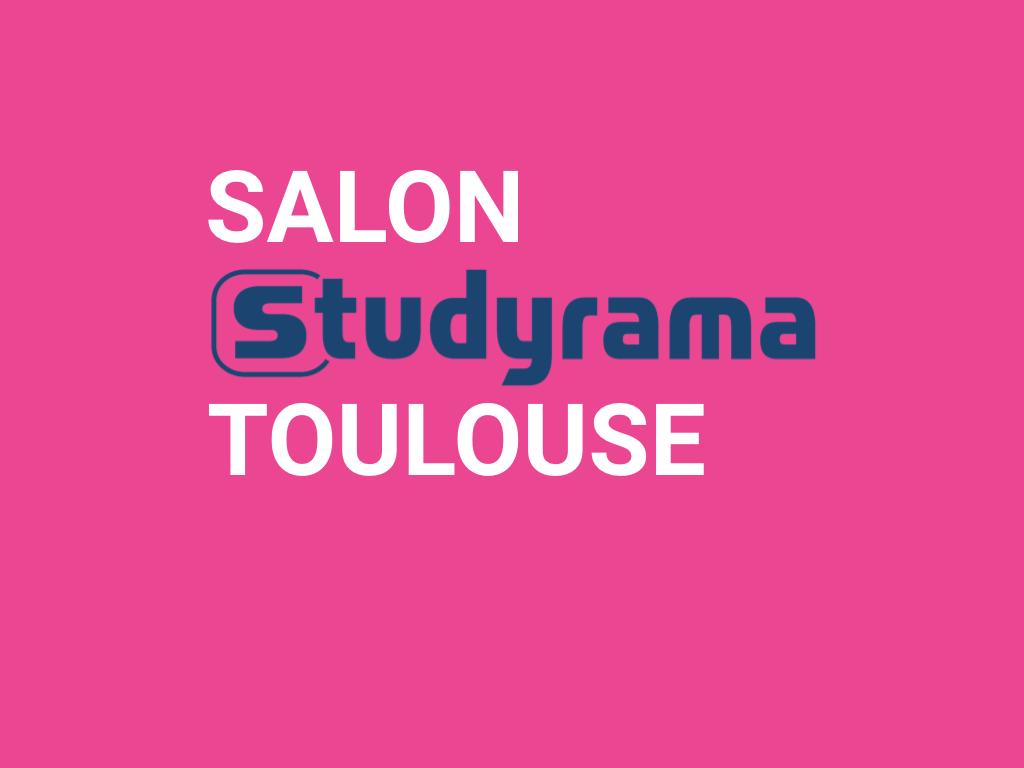 Salon Studyrama Toulouse