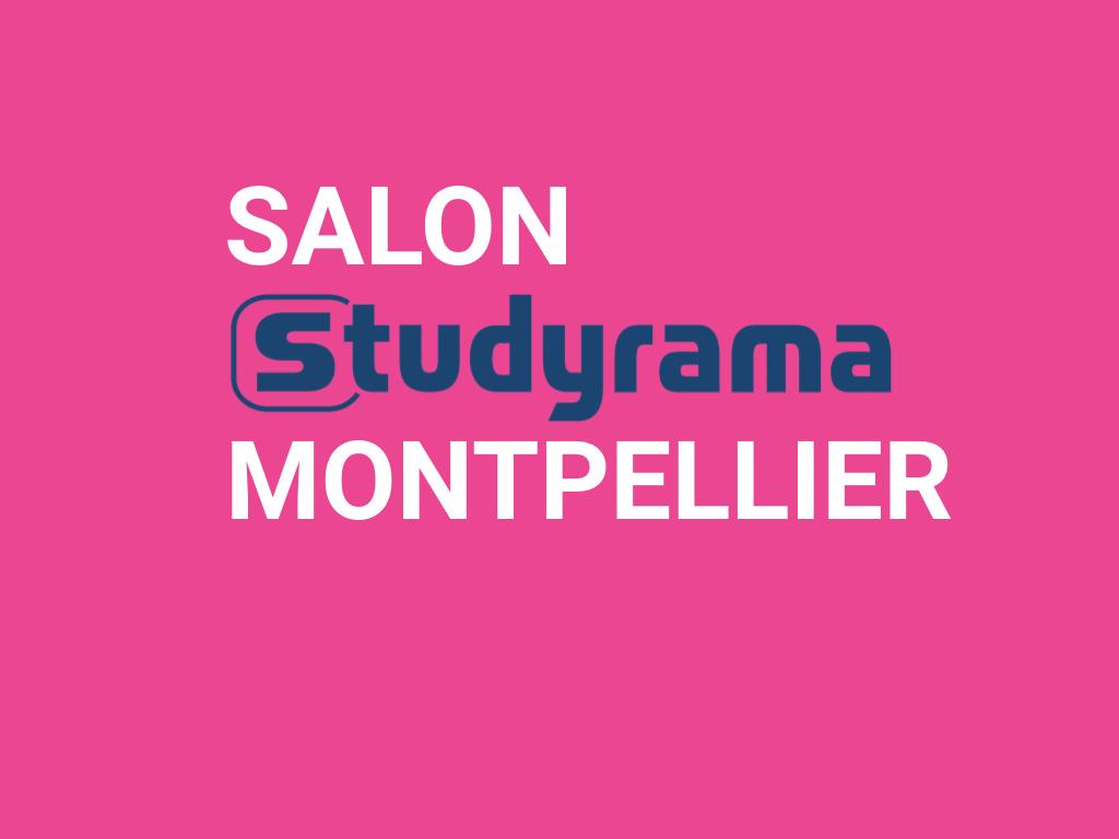 Salon Studyrama des Grandes Ecoles et des Etudes Supérieures de Montpellier