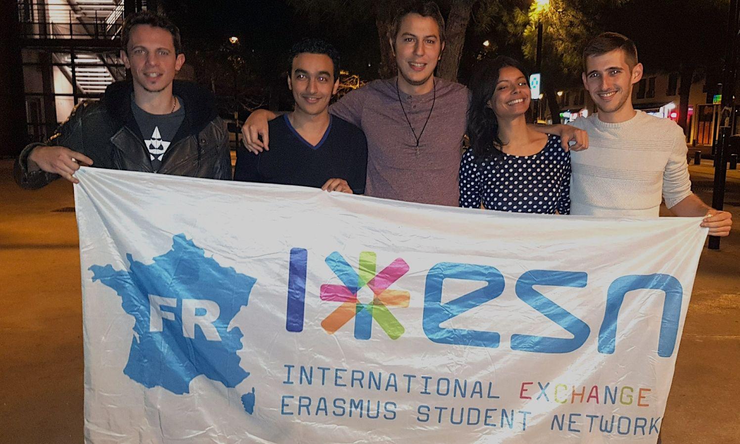 ESN Erasmus Montpellier