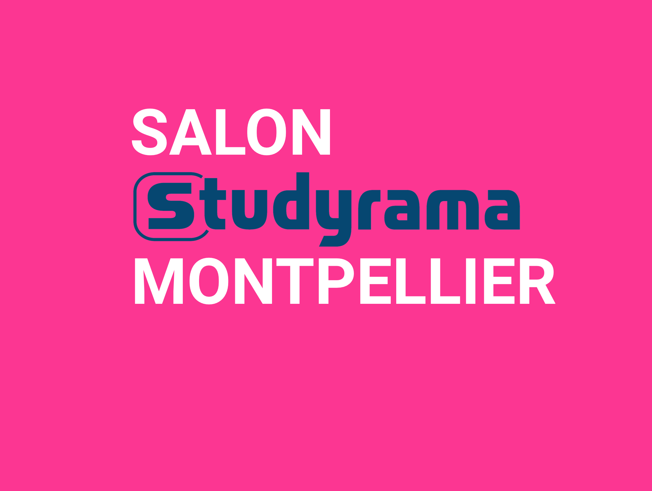 Salon Studyrama Montpellier