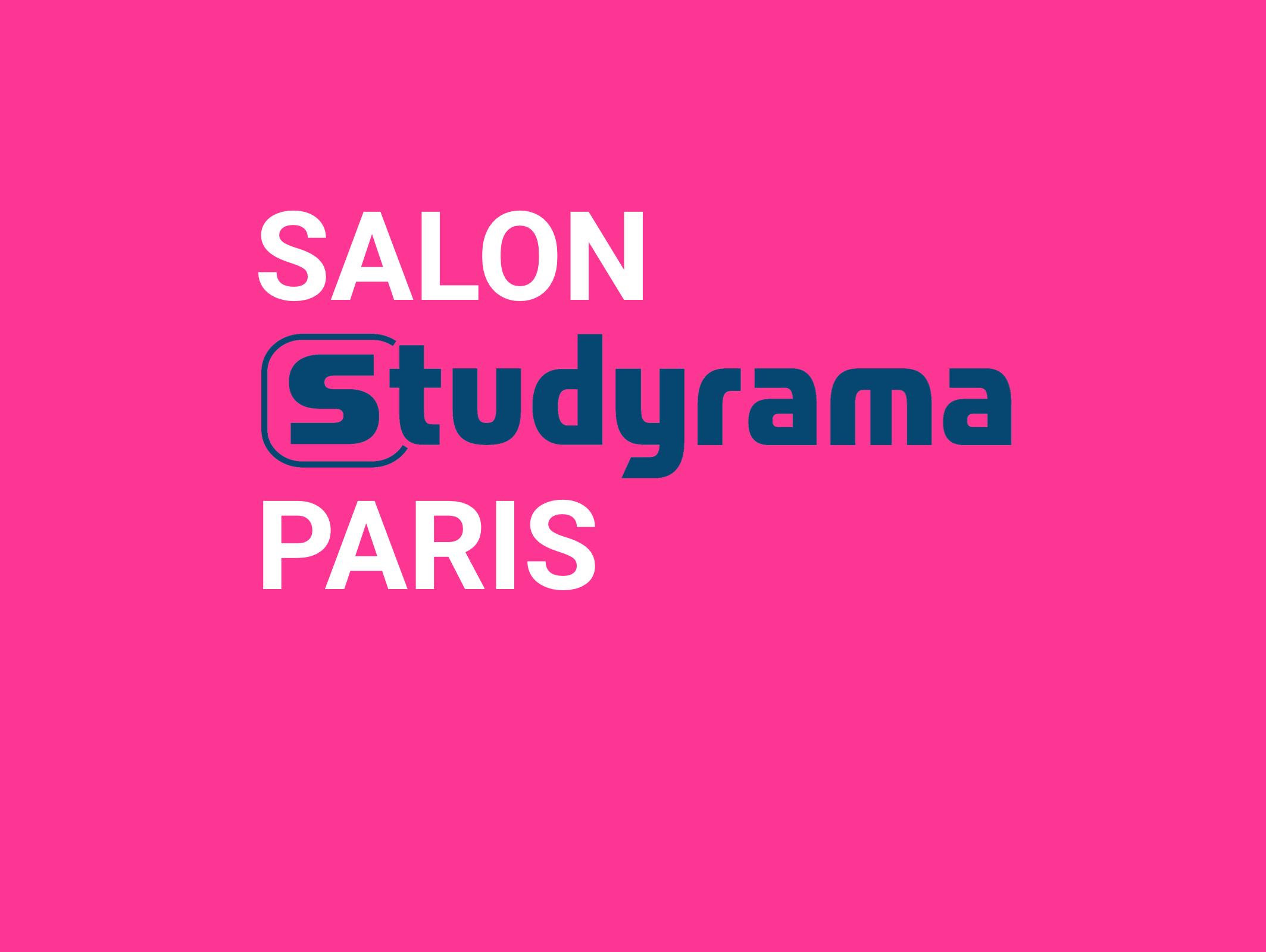 Salon Studyrama de Paris