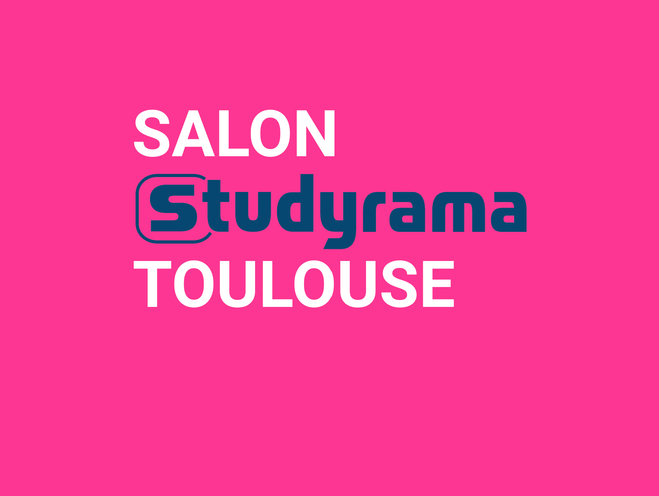 Salon Studyrama Toulouse